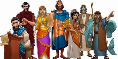 Bible Characters Play Verses Games Favorites