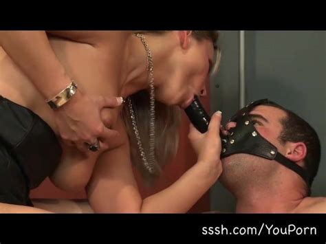Wife Dominating Her Husband With Bdsm Sex Toys Free Porn Videos Youporn