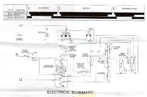 maytag centennial dryer wiring diagram fuse box and