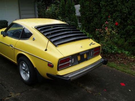 1977 Datsun 280z Specs by Oz4zs 1977 Datsun 280z Specs Photos Modification Info At