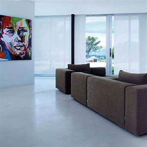 Panneaux Soudes Gris Anthracite : panneaux japonais filtrant gris anthracite 5028 ~ Edinachiropracticcenter.com Idées de Décoration