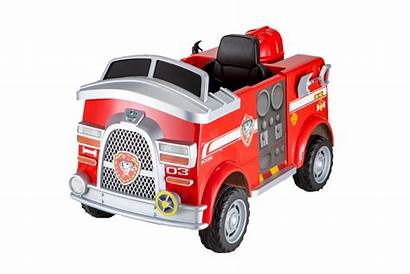 Paw Patrol Truck Fire Marshall Toy Ride