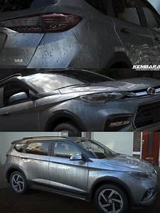 Perodua Kembara  U2013 Imej Render Dari Daihatsu Terios Paul