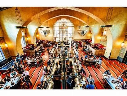 Beer Imperial Company Western Los Angeles Balcony