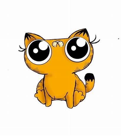 Funny Cat Garfield Kitten Clipart Fan Adoptable