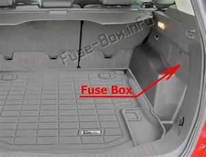 Fuse Box Diagram  U0026gt  Ford Escape  2013