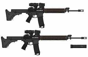 1000+ images about Weapons - M4 assault rifle and M4 ...