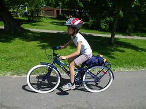 Opus Rambler 24″ wheel kid's bike | Biking in a Big City