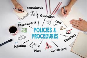 Why A Policies And Procedures Manual Is Good For Your