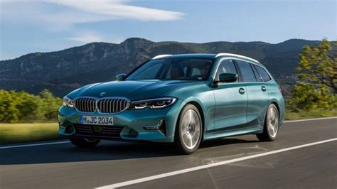 2020 Bmw 3 Series 2 by 2020 Bmw 3 Series Touring Comes With All The Goodies Shown
