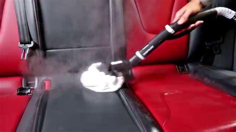 nettoyer siege de voiture comment nettoyer les sièges en cuir avec un nettoyeur