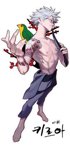 yakuza anime images character art character