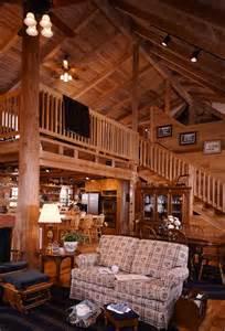 interior of log homes photos of a south carolina log home coming home again