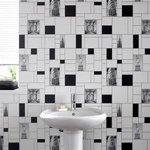 Graham & Brown Contour NYC Tile New York Kitchen Bathroom ...