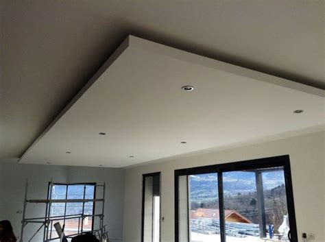 faire un faux plafond en ba13 les 25 meilleures id 233 es concernant faux plafond suspendu sur plafond suspendu faux