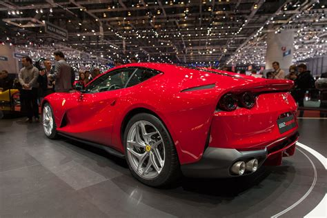 812 Superfast Photo by 812 Superfast Revealed With 789 Horsepower