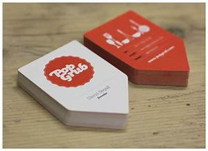 60 new creative business card designs inspiration designmodo for Business cards shaped like a house