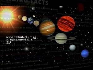 The New Solar System 2015 and Nibiru-3D Video - YouTube