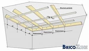 Faux Plafond Autoportant : ossature en bois pour faux plafond page 2 ~ Nature-et-papiers.com Idées de Décoration
