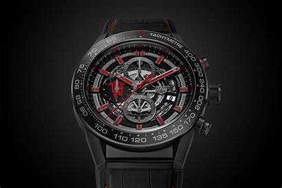 Heuer Tag Manchester United Carrera Edition Special