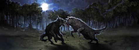 werewolves pottermore