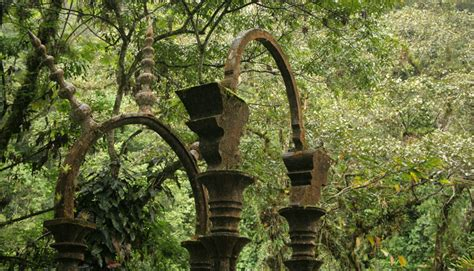 El Jardín Surrealista De Edward James En San Luis Potosí