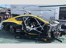 KPAX Preps Third Chassis for COTA After Parente Crash