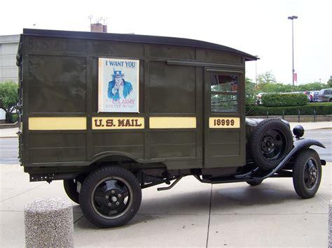 MAFCA   Gallery   Mail Trucks