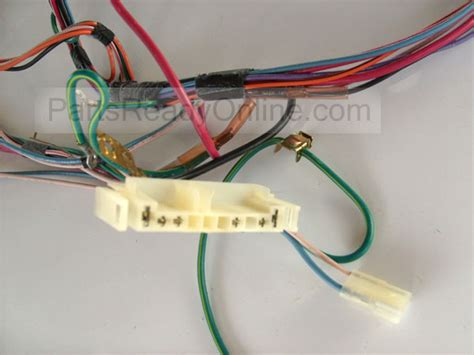 Wiring Harnes For Whirlpool Dryer by Whirlpool Dryer Wiring Harness 3405110