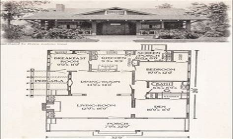 house plans    bungalow house plans  sq ft  building plans treesranchcom