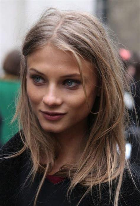 Idu00e9e Tendance Coupe u0026 Coiffure Femme 2017/ 2018  Couleur de cheveux blond foncu00e9 - VerityMag.com ...