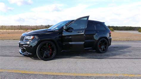 Supercharged 2014 Jeep Grand Cherokee Srt8 For Sale~borla