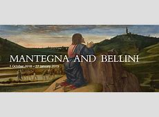Mantegna and Bellini Exhibitions and displays The