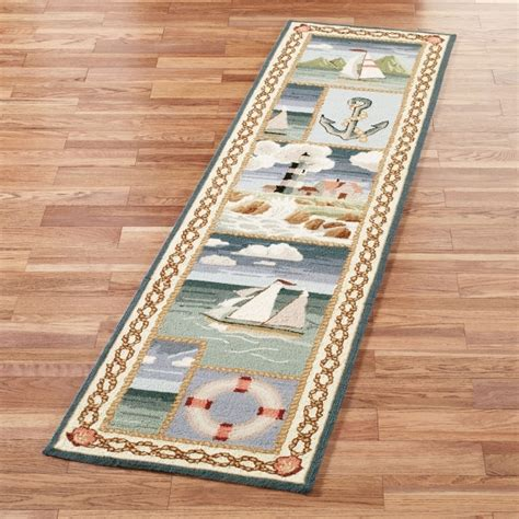coastal rug runners rugs design