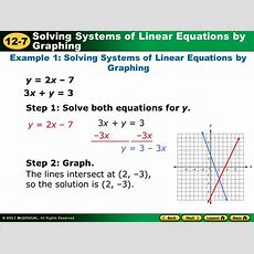 Graphing Linear Equations Solve For Y Tessshebaylo