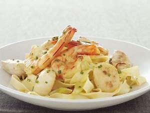 Pasta Mit Garnelen : pasta mit garnelen und jakobsmuscheln rezept eat smarter ~ Orissabook.com Haus und Dekorationen