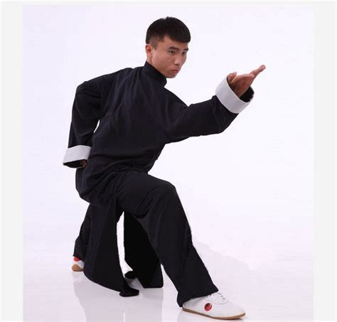 Wu Shu Uniform - Amateur Male Sex