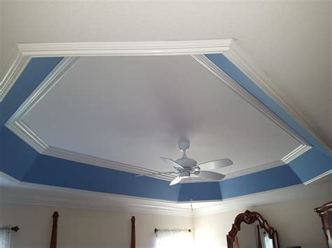 Tray Ceiling Trim Ideas by Tray Ceiling Trim Out Jsr Trim