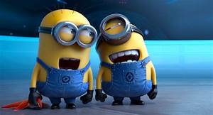 DESPICABLE ME 2... Animated Minion Quotes