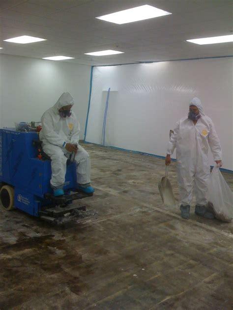 removing asbestos floor tiles in california reed environmental services