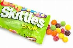 SKITTLES SOUR 51G - AMERICAN CANDY - 3 PACKS: Amazon.co.uk ...