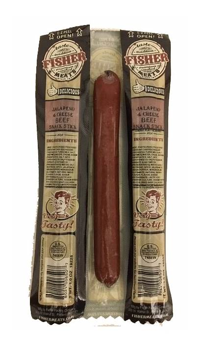 Fisher Meats Sticks Snack Cheese