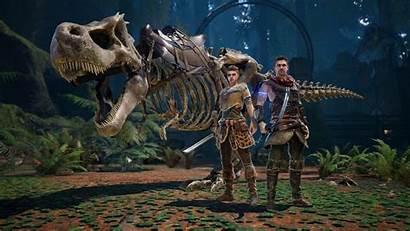 Ark Wallpapers Vr Park Screenshot Games 5k