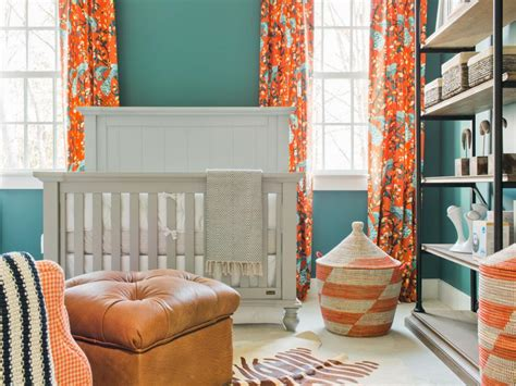 10 Gender-neutral Nursery Decorating Ideas