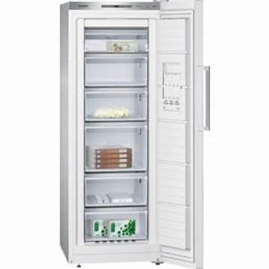 Congelateur Armoire Degivrage Automatique : cong lateur armoire siemens boulanger ~ Premium-room.com Idées de Décoration
