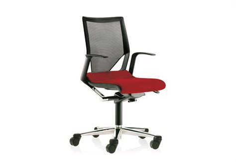 modus small 275 7 swivel chair by wilkhahn stylepark