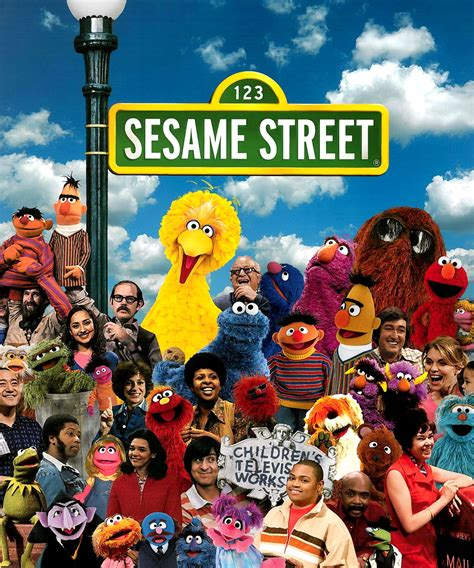 Sesame Street A Celebration 40 Years Of Life On The
