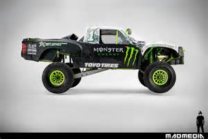 BJ Baldwin Monster Trophy Truck