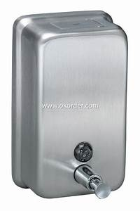 Buy Stainless Steel Wall Mounted Liquid Soap Dispensers