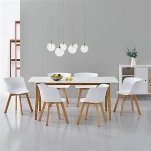 Esstisch Mit Stühlen Weiß : esstisch mit 6 st hlen wei 180x80 k chentisch esszimmertisch k che ebay ~ Bigdaddyawards.com Haus und Dekorationen